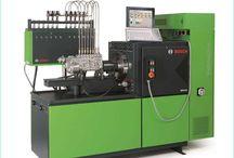 Thiết bị cân chỉnh bơm cao áp / Thông tin thiết bị cân chỉnh bơm cap áp ô tô nhãn hiệu Bosch
