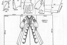 moda kobieca XVIII-XIXw