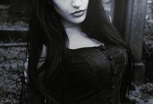 Goth Pinups