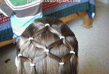 hairstyles for britt / by Ashlie Perry