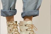Eckhaus Latta『Hiking Boot』collection 2015. / http://blog.raddlounge.com/?p=31411