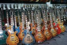 Guitars / i love guitars and i feel that it is an amazing instrument to express what you feel
