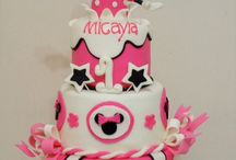 #CAKE (Mickey/Minnie)