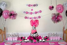 Bday party ideas / by Natalie Garcia