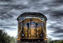 Trains / by Brad Tanner