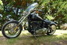 Harley Davidson / Rocker C