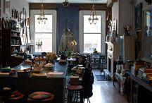 Helena Christensen interiors