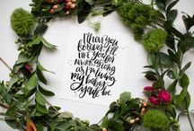 lettering / by Libby Jones