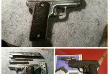 Gun restoration