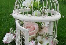 дом-птица цветок