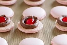 French Macarons / Delicious, lovely and French. What's not to love? Magnifique!
