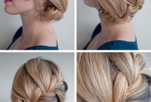 Hairstyles and Makeup / Plaits or braids. Undos