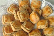 Tuzlu kurabiyeler