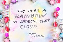 maya angelou / All fave quotes from her