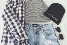 Teenage outfits