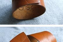 Craft: Bijouterie en Cuero