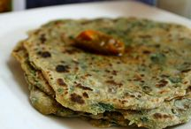 Indian Flat bread/Paratha Recipes