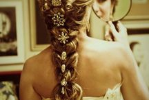 Weddings - The Bride / Ideas and inspiration for brides, including hair, makeup and accessories