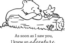 Classic Winnie the Pooh / by Brandi Medeiros