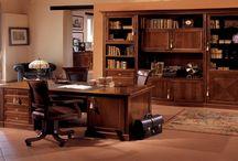 Идеи рабочего кабинета