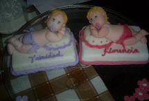 TORTAS / Tortas deliciosas y bellas hechas por mi hermana