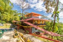 Beautiful Ocean View House in Ballena / http://www.dominicalrealty.com/property/?id=4286