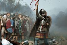 Dark Ages Barbarians