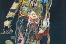 Georg Baselitz / by Suzanne Bean