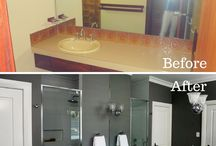Before and After Home Renovation Inspiration / Before and After inspiration for Home Renovations, Home Additions, Second Story Extensions and anything Home Improvement related!