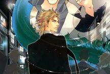 Nara Chiharu / BL Novel