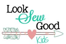 Look Sew Good Kids / This board features gorgeous items from our new Look Sew Good Kids range.