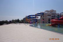 Sunset Resort Water Park - Construction Updates - 23.05.2016