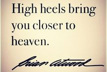 High heel quotes