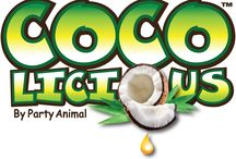 COCOLICIOUS by Party Animal  /  COCOLICIOUS by Party Animal is one of the first organic pet food lines to use organic Coconut Oil in the product. An ingredient well known for its healthy human benefits, Coconut Oil also offers amazing health benefits to animals from assisting in maintaining a stronger immune system to helping promote oral health, healthy skin and a shiny coat! visit www.partyanimalpetfood.com