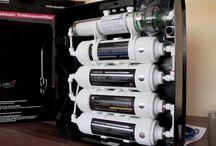 Beépíthető víztisztító - konyhabútorba építhető vízszűrő