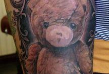 Toy Tattoos