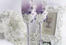 pahare nuntă