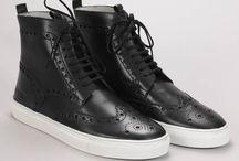 Footwear Trend Autumn / Winter 2018 Men