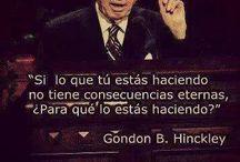 Gordon B Hinckley