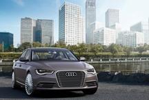 Audi A6 L e-tron Concept / Beijing, 2012