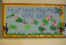 PTA Fall Bulletin Board Ideas