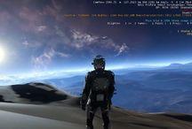 Star Citizen procedurale