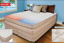 Comfort Craft Air Beds / Dual Adjustable Digital Air Beds