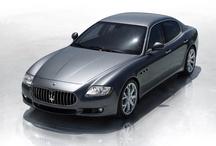 Maserati Quattroporte / Autos de lujo