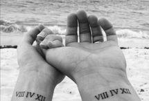 Pasujące Tatuaże