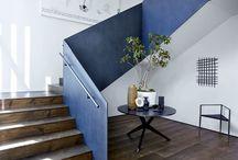 Stairs+ railings