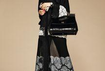 Dolce  & Gabbana Abaya  collection