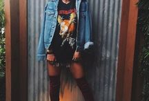 Fashion Women Rock