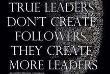 Develop Your Leadership