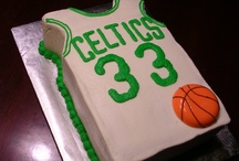 Celtics Baking Ideas / Baking ideas for your favorite Celtics fan's birthday or special occasion. #baking #cakes #cupcakes #celtics / by Boston Celtics